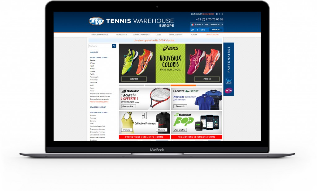 tennis-warehouse-europe-site-internet