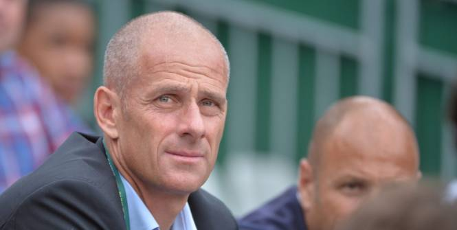 Guy Forget Pierre Lahalle/L'Equipe