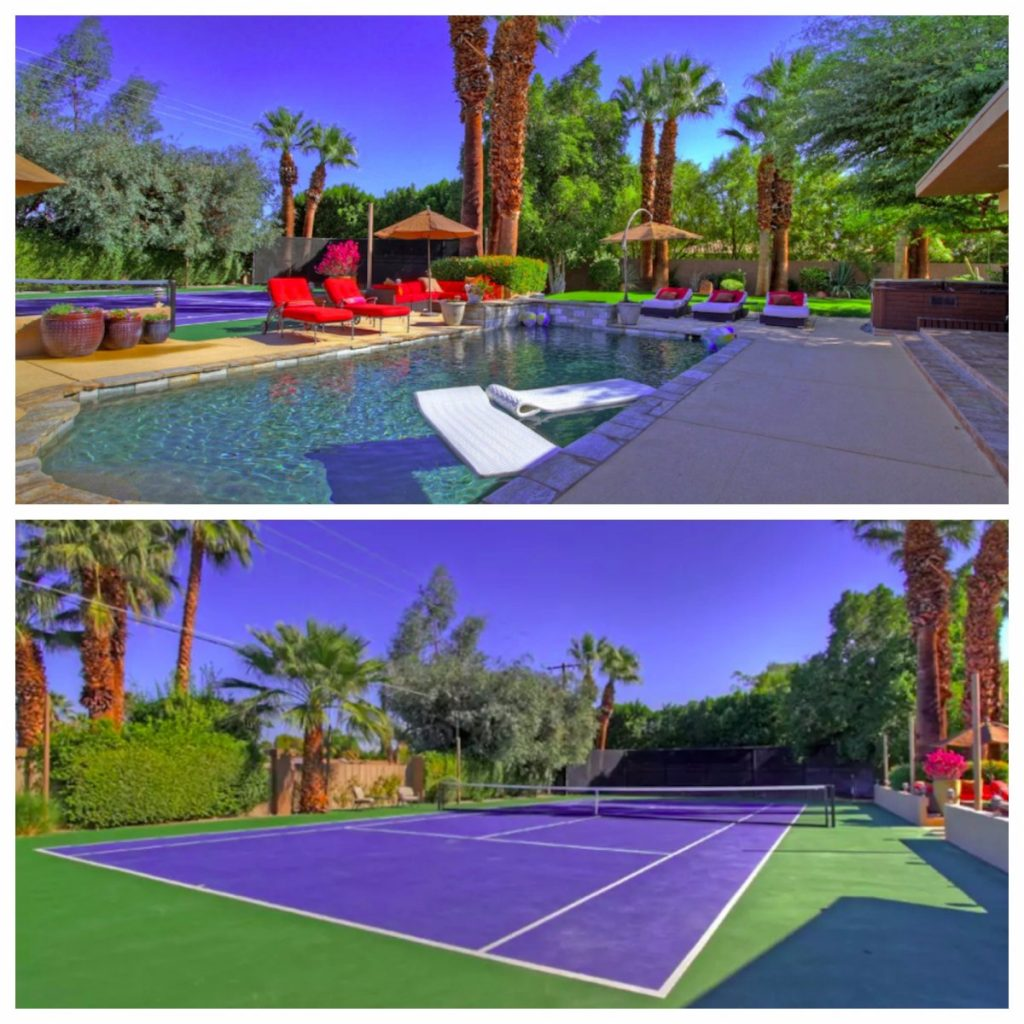 palm-desert-californie-airbnb-court-tennis