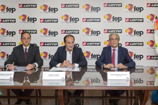 Lotto Conference Padel Sponsor Italie Espagne