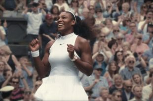 serena williams nike journee femme