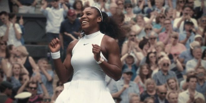 Until We All Win. Nike honore le retour de Madame Serena Williams