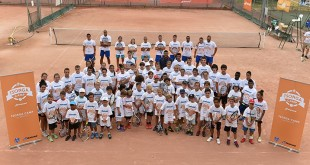 Tsonga Camp Photo TCL Lyon